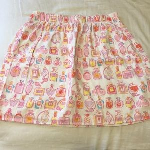 Lilly Pulitzer Briar Skirt in Spritz Size M